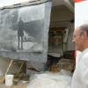 Anselm Kiefer face à l'histoire avec une grande hache