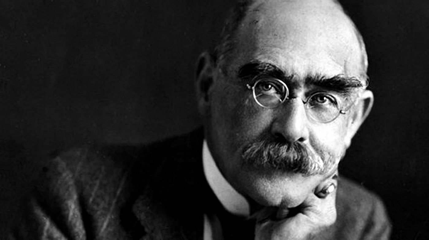 Quand Kipling dénonçait l'intrusion médiatique