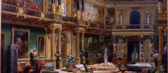 Les Rothschild, un nom gravé dans le marbre du temps