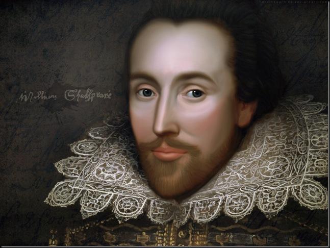 Shakespeare au coeur d'une manipulation