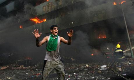 De la folie en Syrie
