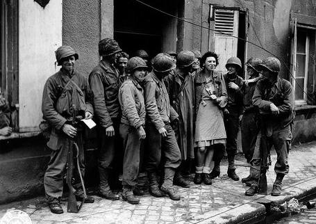 1944-1945 : la Libération par le sexe ?