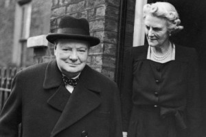 winston-and-clementine-churchill