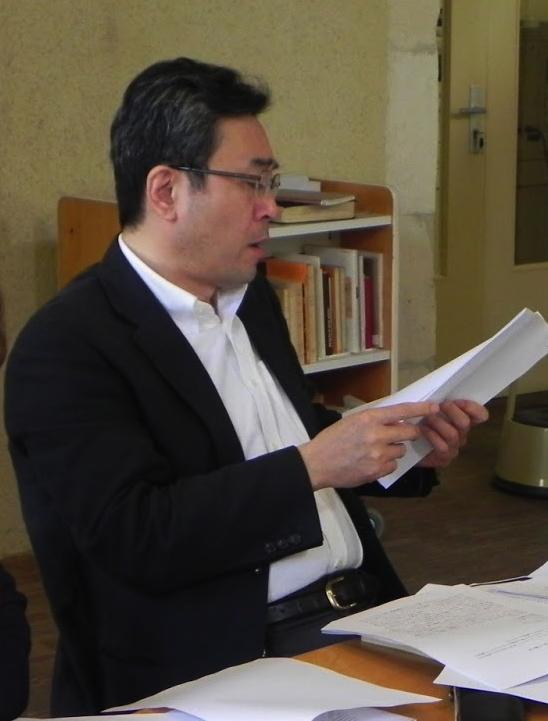 Comment j'ai traduit «Albucius» de Pascal Quignard en japonais