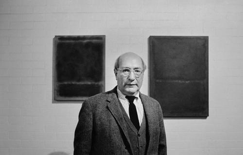 La vie de Mark Rothko ou la biographie d'une vibration