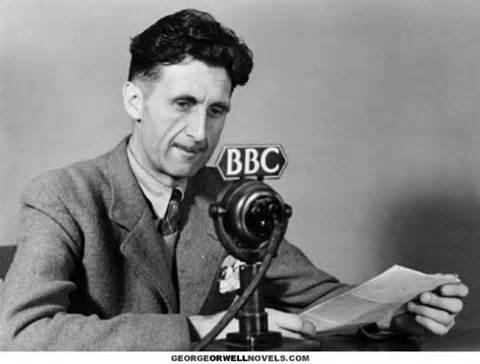 Amazon vs Hachette : George Orwell se rebiffe