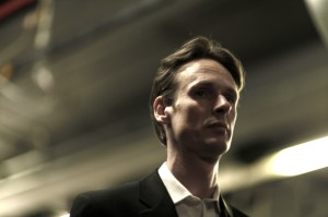 Tenor Ian Bostridge At Carnegie Hall in New York