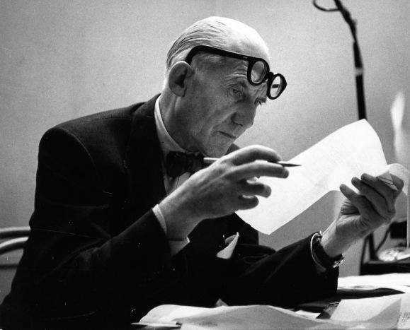 Le Corbusier, lumière et pénombres