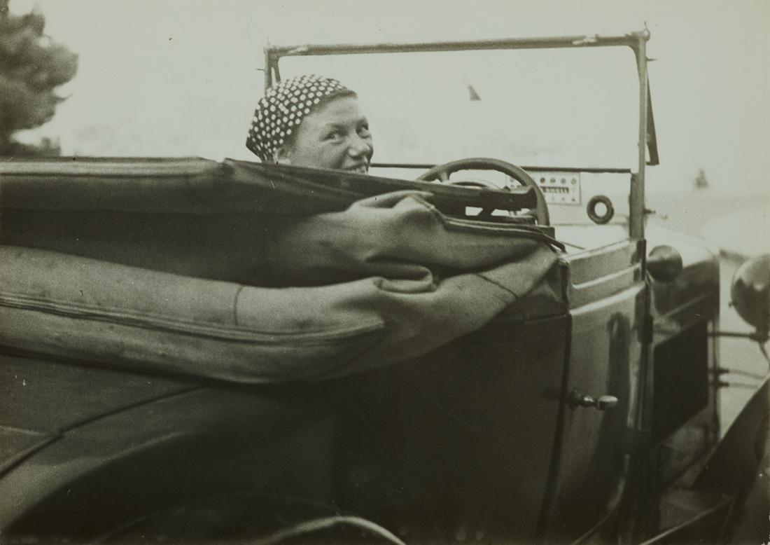 Germaine Krull, la Walkyrie de la pellicule