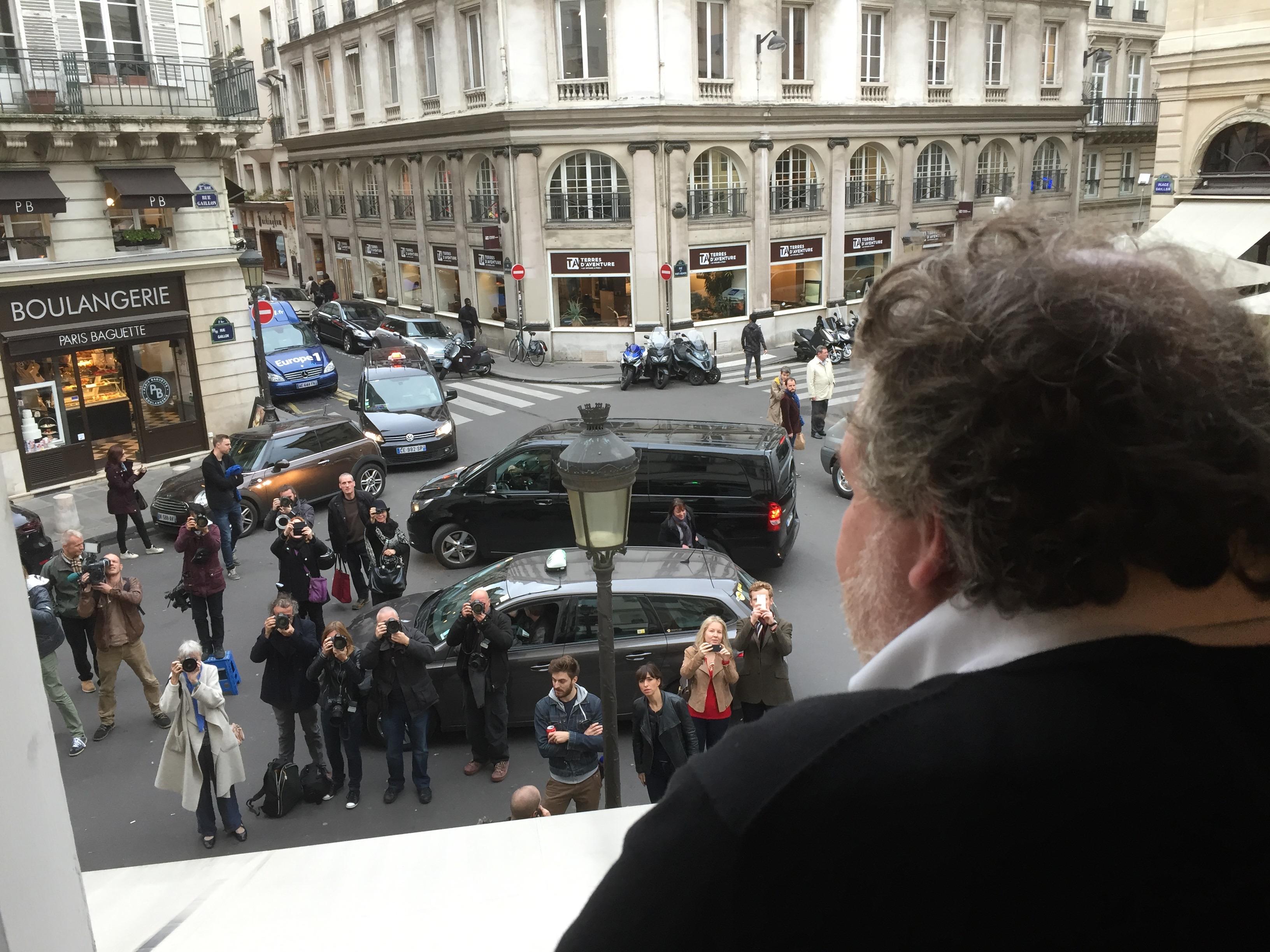 Le Goncourt à Mathias Enard pour ses mille nuits en une