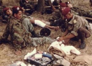 Parachutistes blessés Ségalen - copie