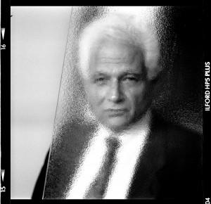© Gérard Rondeau - Jacques Derrida, Paris, 2000 - Haute Def