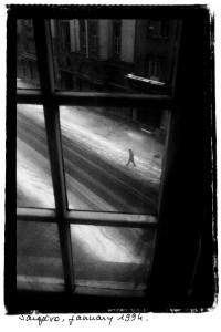 © Gérard Rondeau - Sarajevo, janvier 1994 - Haute Def