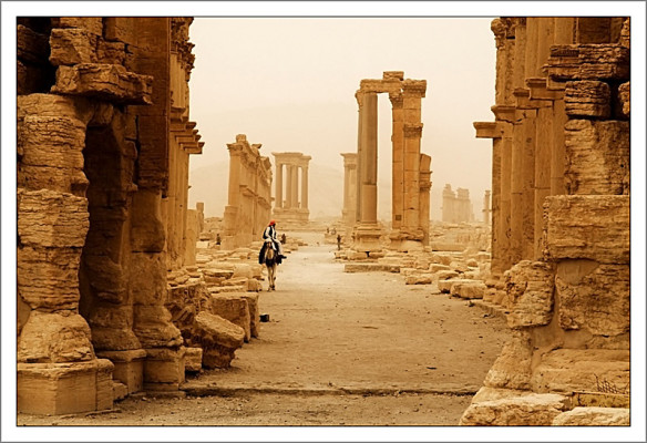 Mourir pour Palmyre ?