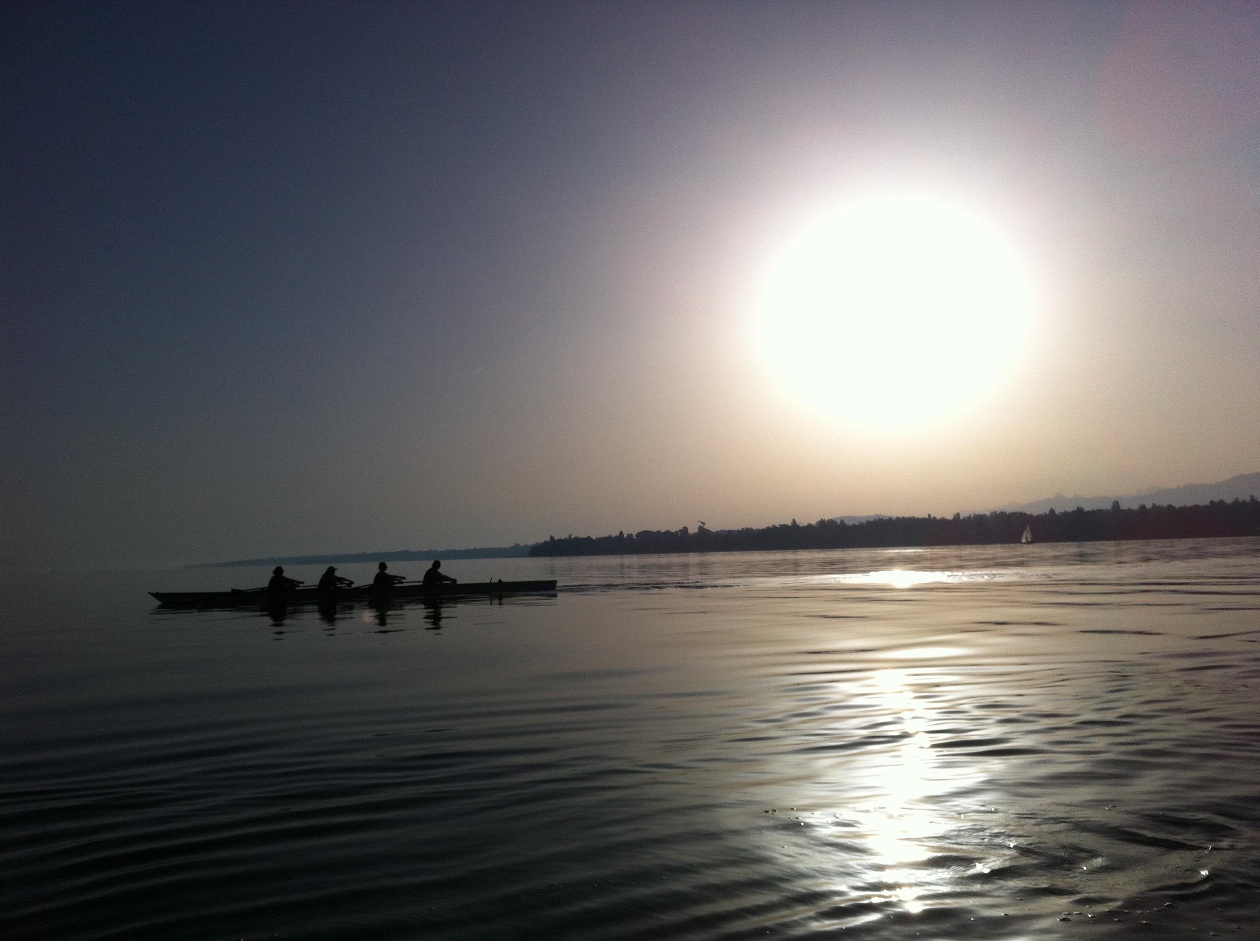 Mystique de l'aviron