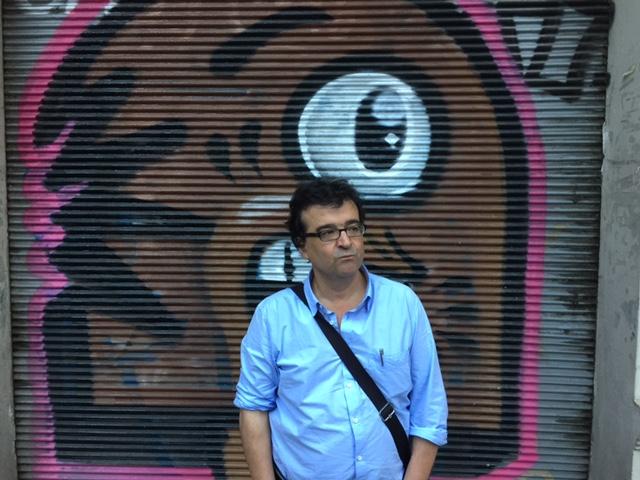 Javier Cercas à la recherche du point aveugle