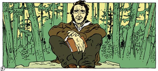 H.D. Thoreau :  qu'est-ce qui est vraiment nécessaire à la vie ?
