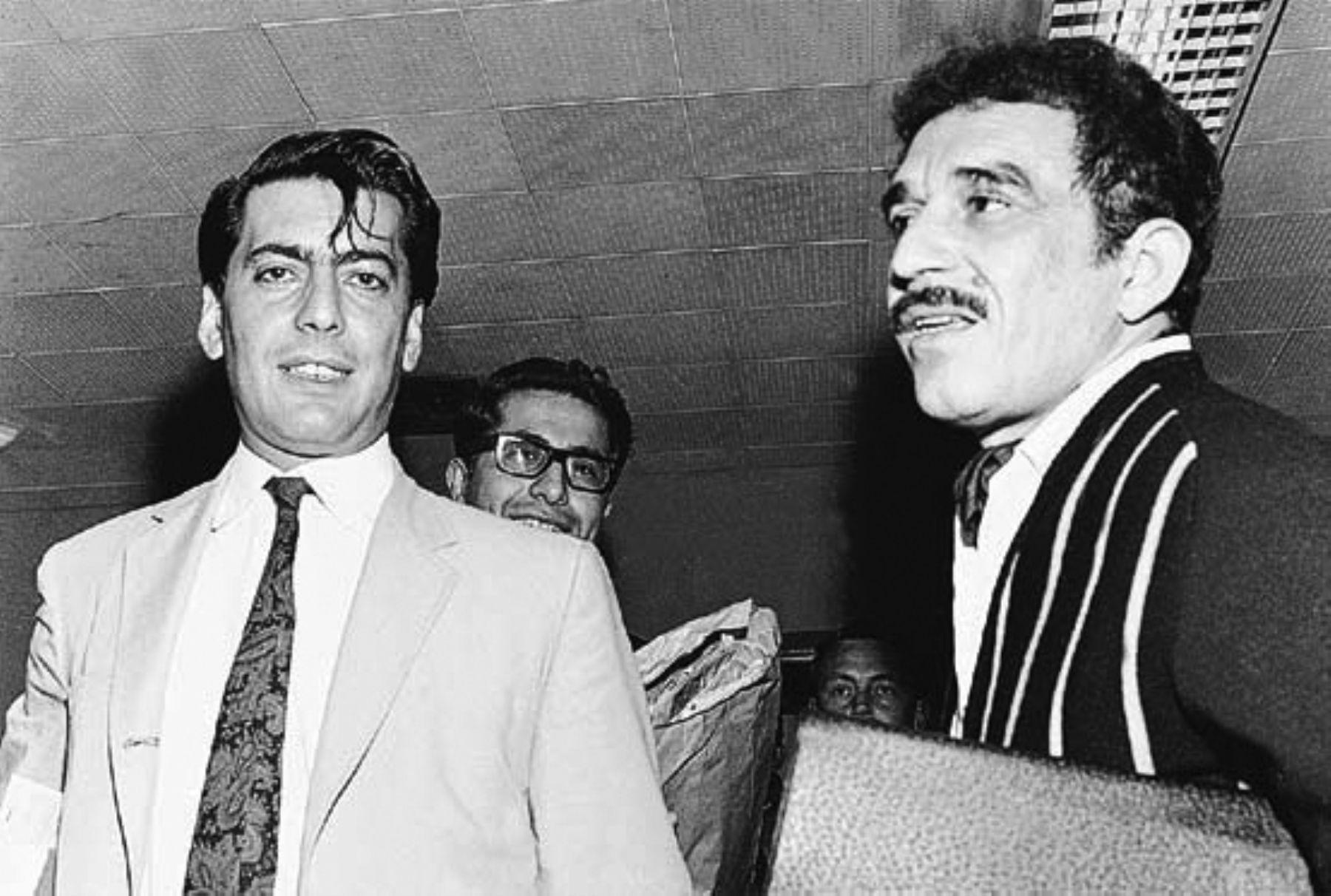 Gabo et Mario vont en bateau
