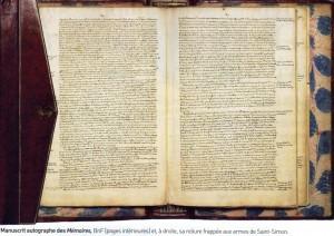 Saint-Simon_manuscrit