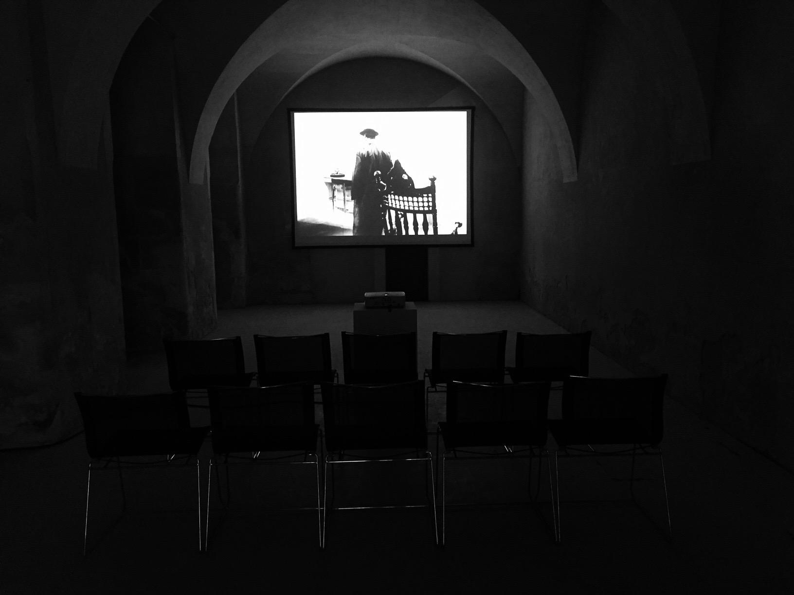 Buster Keaton entravait que dalle à Samuel Beckett