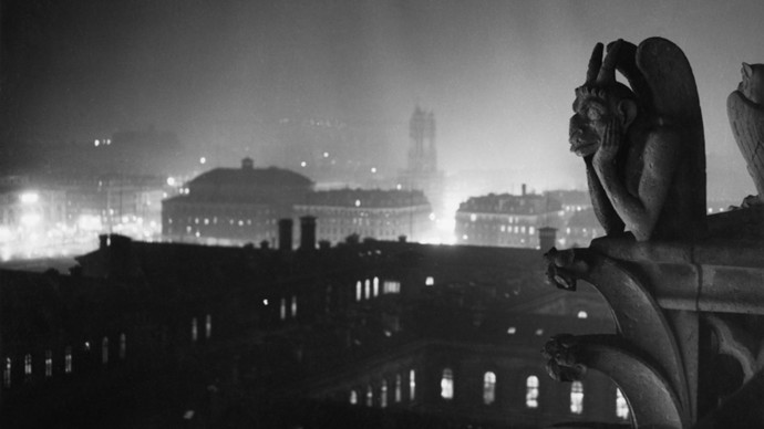 Hommage à Brassaï Brassai-Nocturnal-view-over-Paris-from-Notre-Dame-1933-1934-c-Estate-Brassai