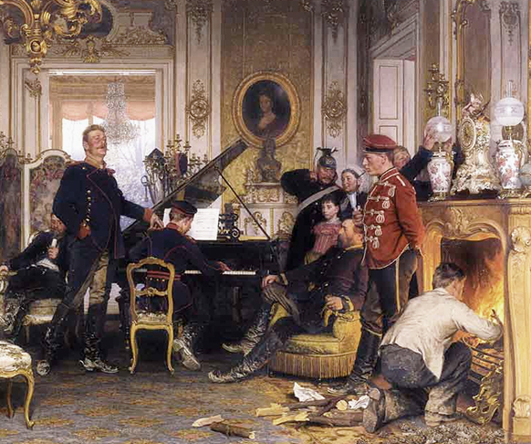 Passer l'hiver avec Schubert