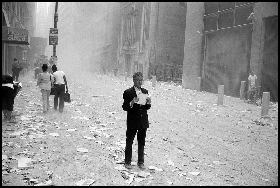 11 sept larry towell