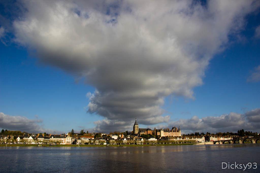 Remonter la Loire