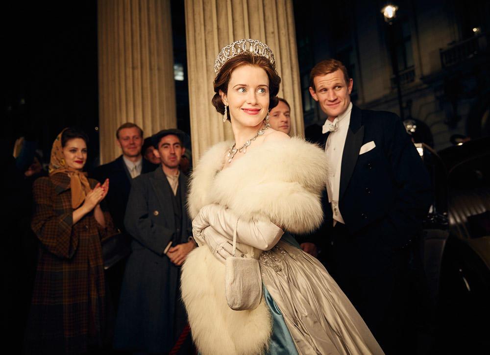 «The Crown» : la pompe, les circonstances et tout l'attirail !