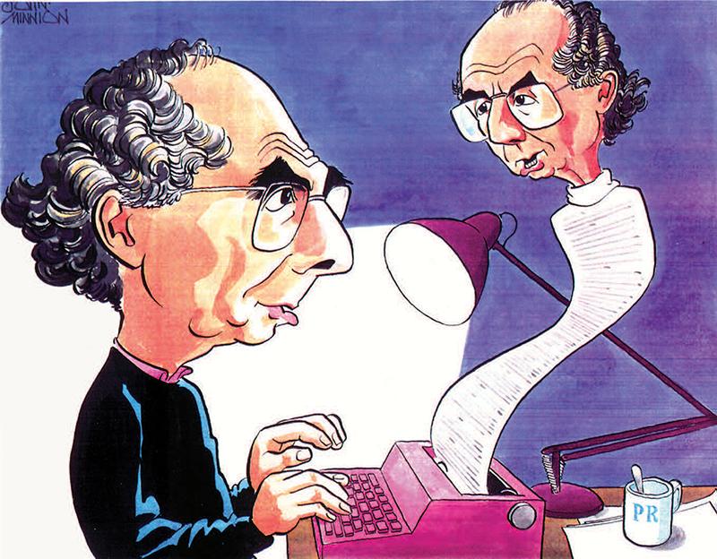 Philip Roth ou la terrible ambiguïté du «je»